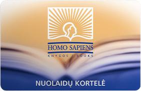 Knygyno Homo Sapiens lojalumo kortelė