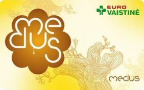 Eurovaistinės kortelė Medus