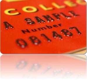 Plastikinių kortelių personalizavimas